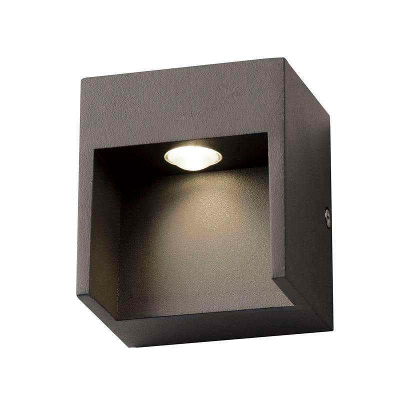 Aplique Led DROM 1S, 3W, Blanco neutro